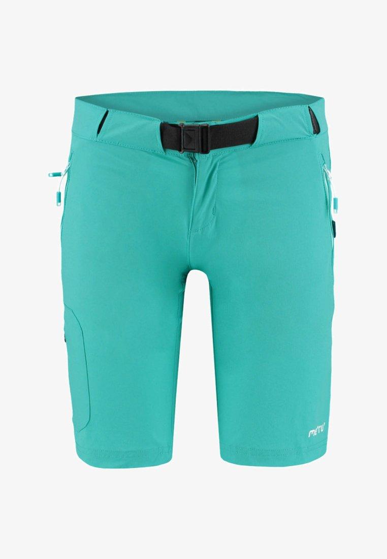 Meru - PORTO - kurze Sporthose - aqua