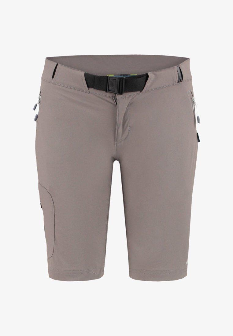 Meru - PORTO - Sports shorts - anthracite