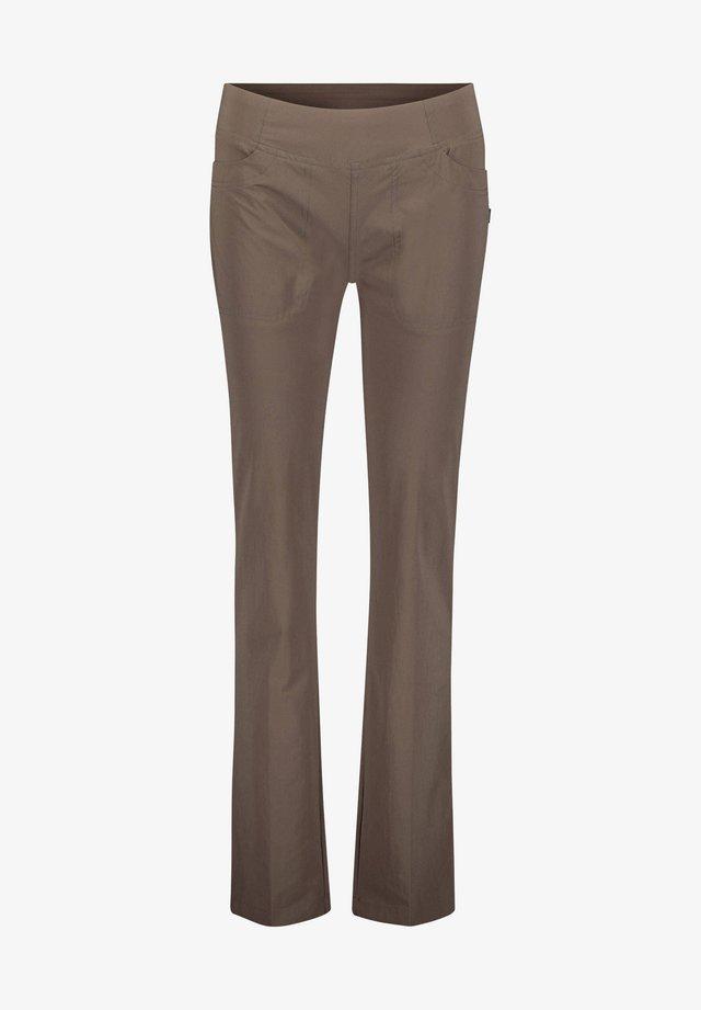 SALTA - Trousers - olive (403)