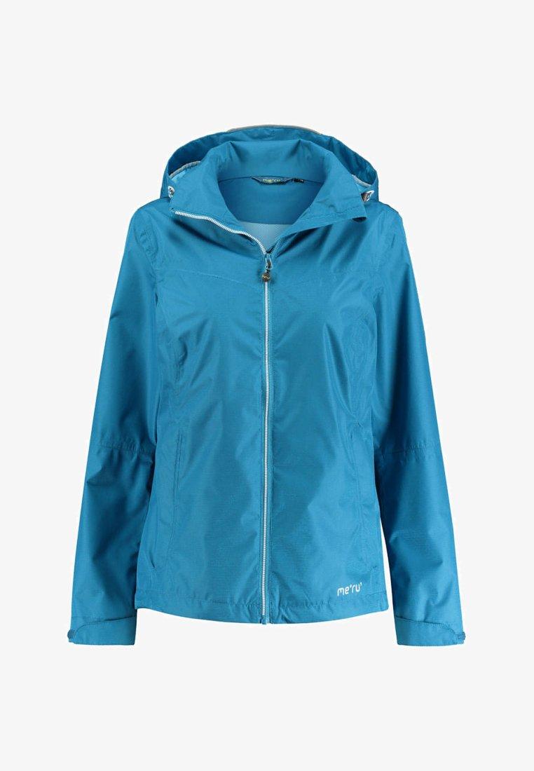 Meru - ARTA - Regenjacke / wasserabweisende Jacke - blue