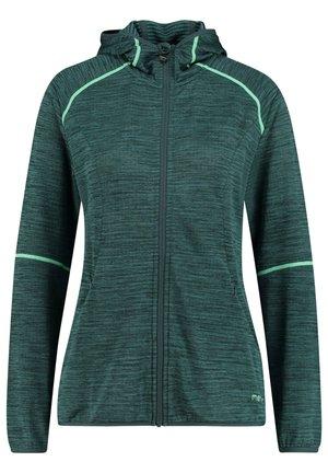 MEGARA - Fleece jacket - dark denim (286)