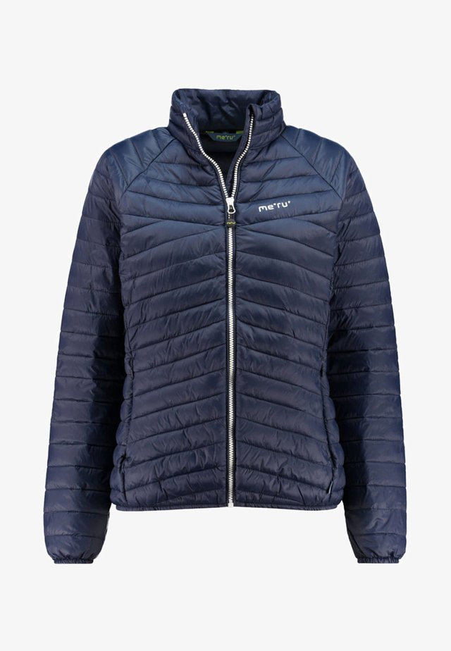 """MERU DAMEN STEPPJACKE """"COLLINGWOOD"""" - Winter jacket - dark blue"""