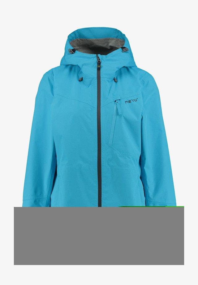 """CROMWELL"" - Hardshell jacket - blau (296)"