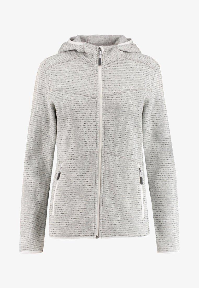Meru - Fleece jacket - white