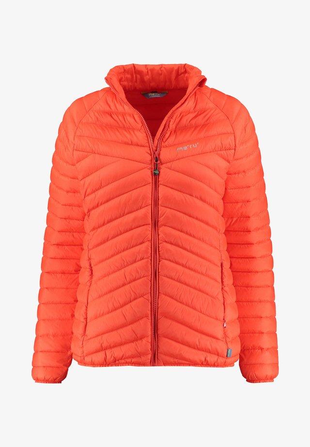 COLLINGWOOD - Winter jacket - orange
