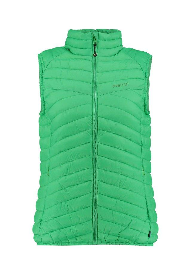 Waistcoat - grün (400)