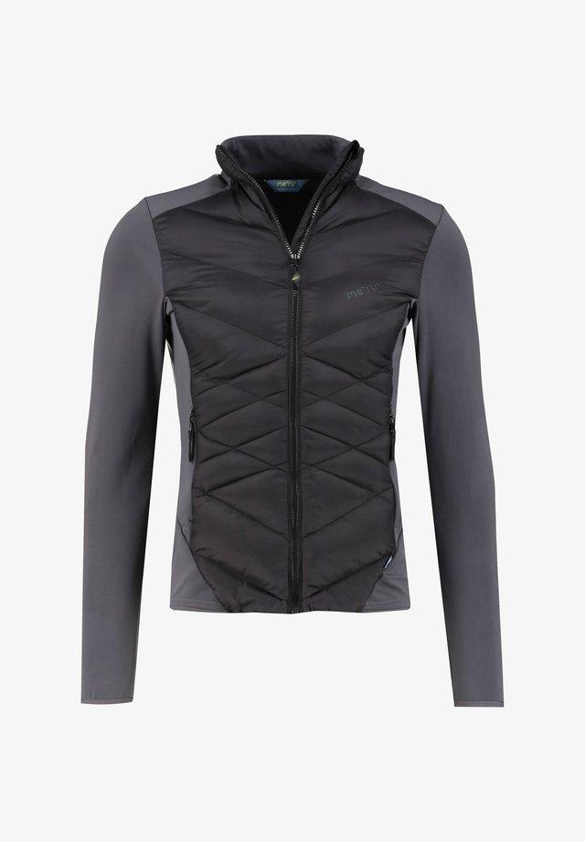 "MERU DAMEN BERGSPORTJACKE ""DUNTROON"" - Winter jacket - schwarz (200)"
