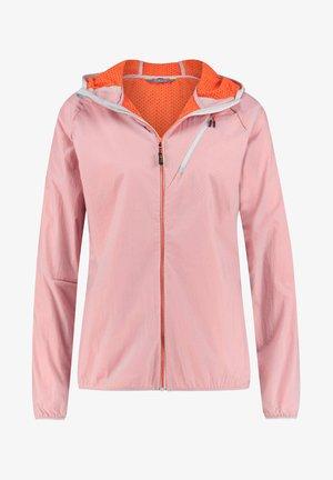 LARVIK - Outdoor jacket - orange
