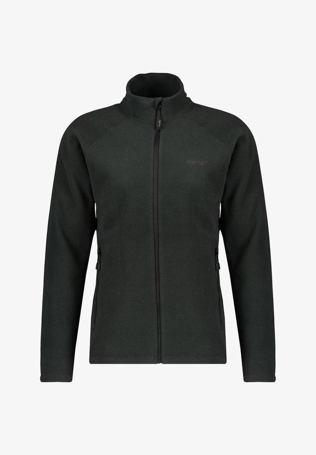 """HERREN POWERSTRETCHJACKE """"BREVIK BASIC"""" - Soft shell jacket - schwarz"""