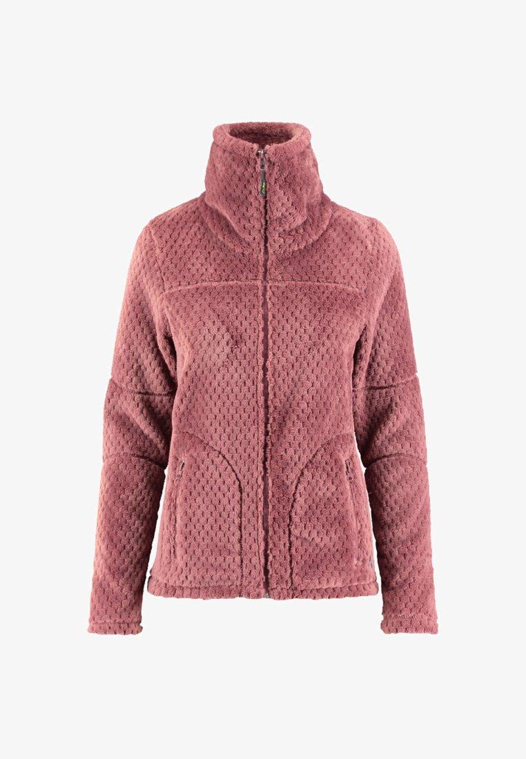 Meru - KALUGA - Fleece jacket - mauve