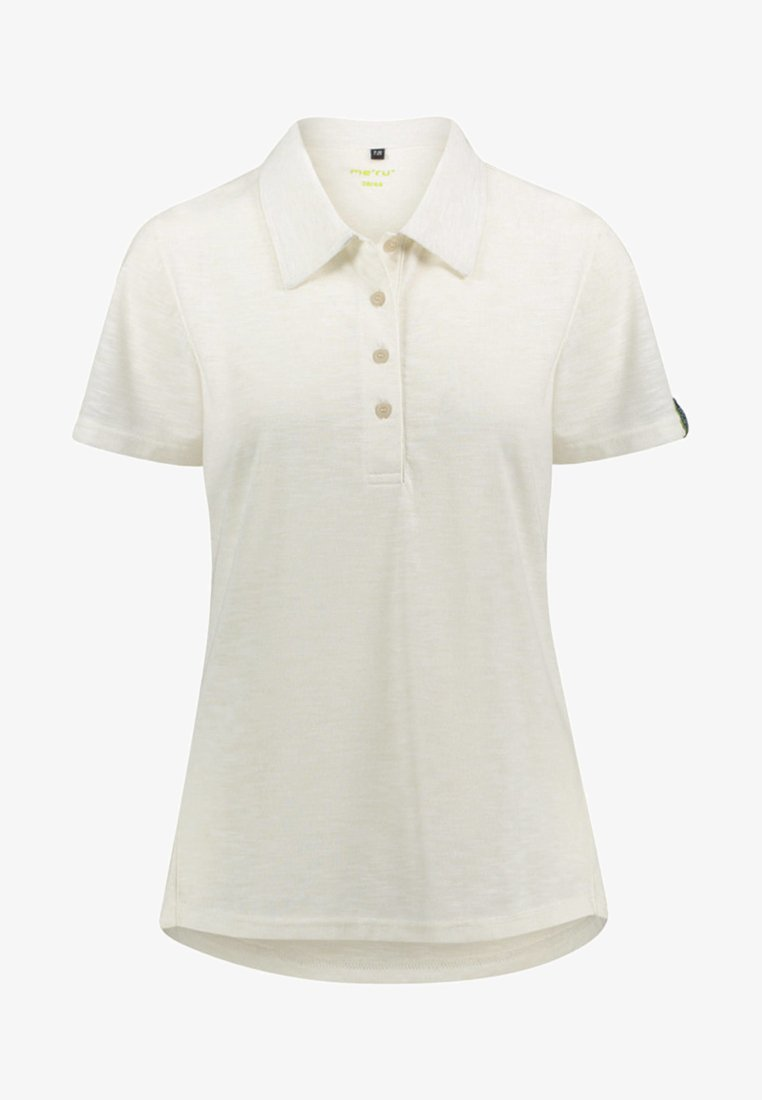 Meru - OVIEDO - Poloshirt - white