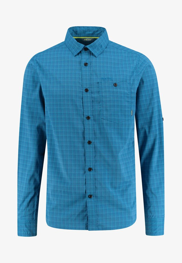 PEANIA - Shirt - blue