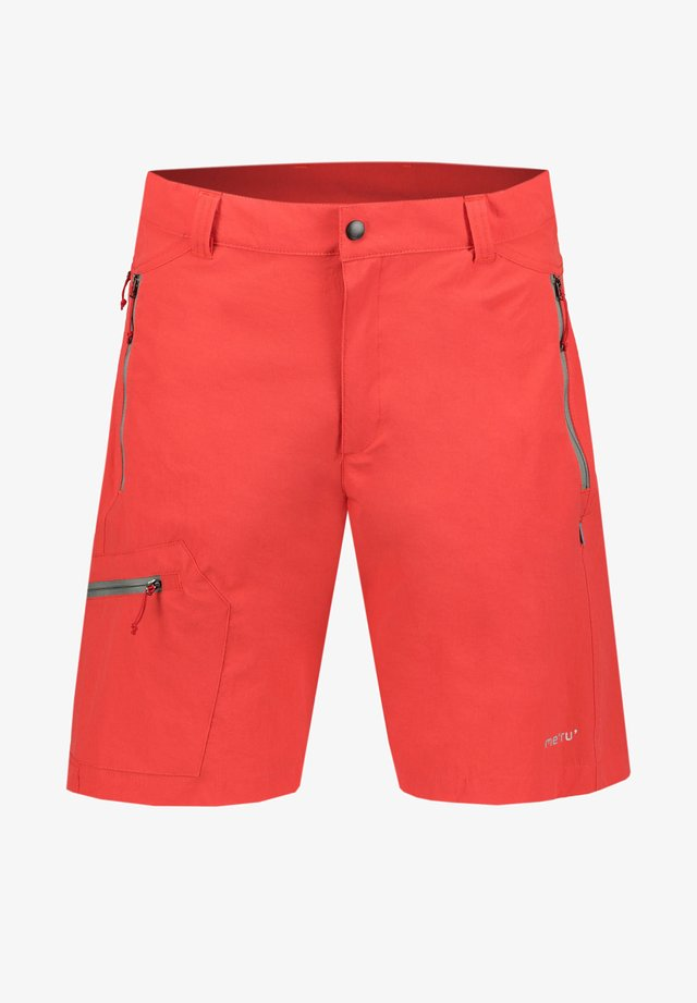 PORTO - Outdoor shorts - rot (500)