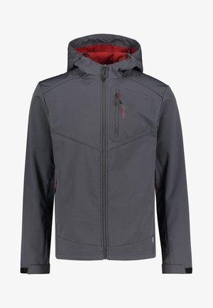 BREST - Soft shell jacket - anthracite