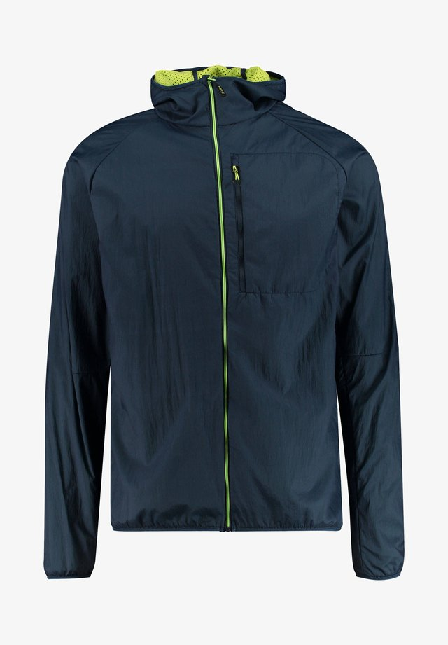 LARVIK - Outdoor jacket - marine