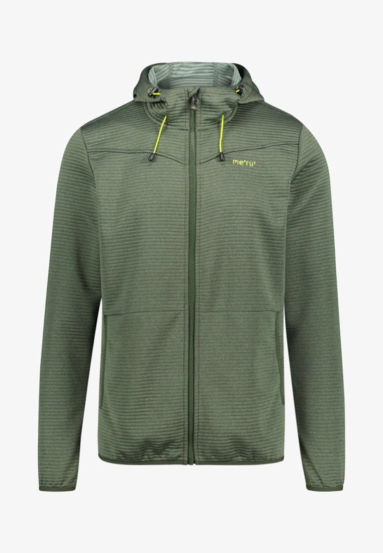 Meru - Fleece jacket - green