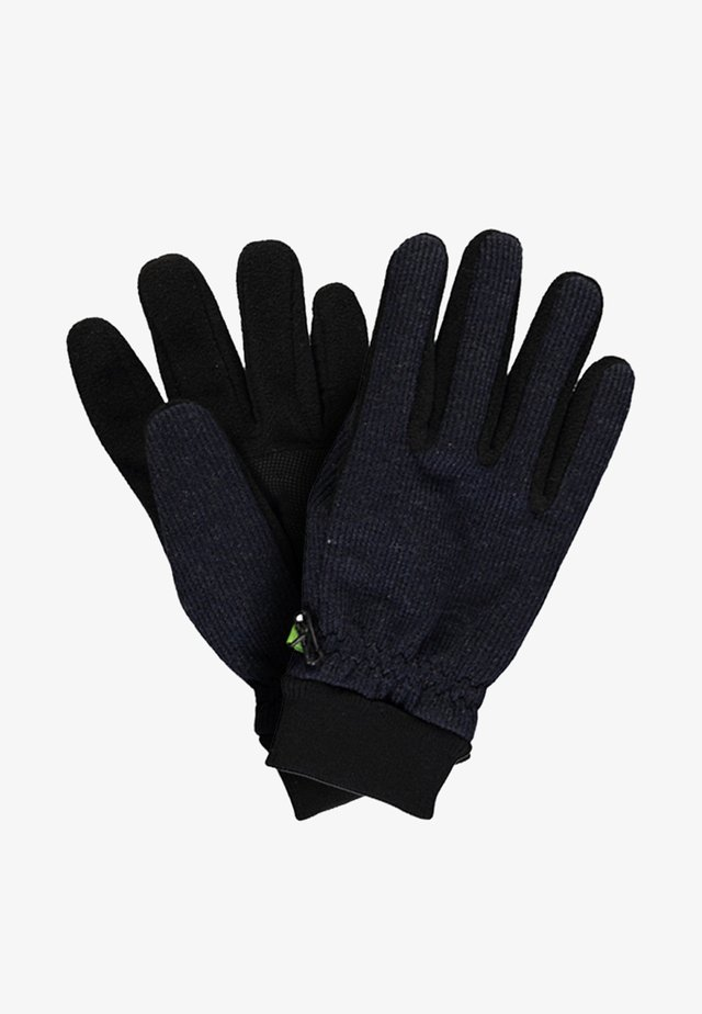 NUUK WINDBLOCK - Gloves - black