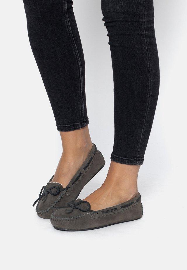 CALLY - Bootschoenen - gray
