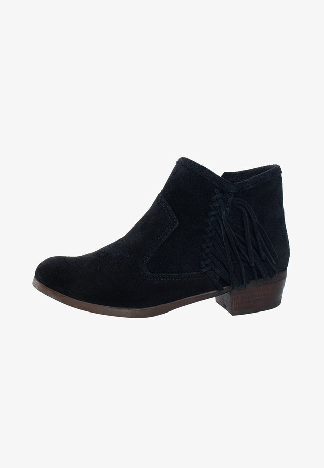 BLAKE BOOTS - Santiags - black