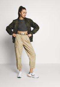 Miss Sixty - PANTS - Trousers - khaki - 1