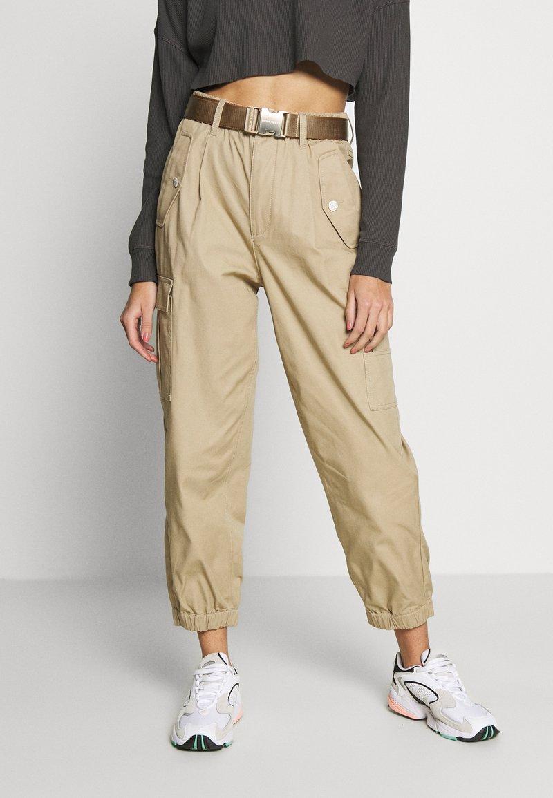 Miss Sixty - PANTS - Trousers - khaki