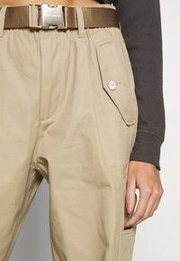 Miss Sixty - PANTS - Trousers - khaki - 4