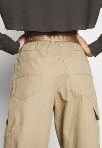 Miss Sixty - PANTS - Trousers - khaki - 3
