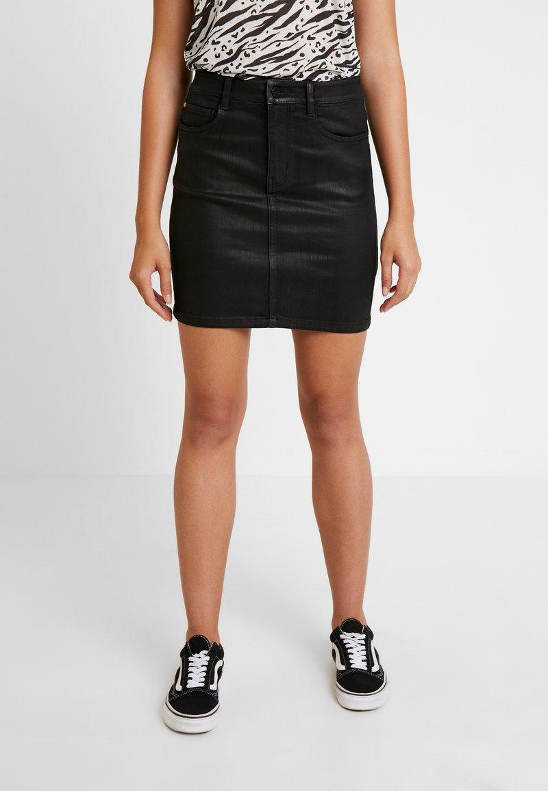 Miss Sixty - SKIRT - Pencil skirt - black