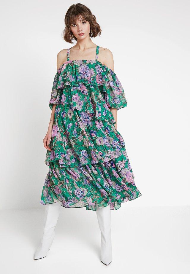 BROOKS DRESS - Day dress - green