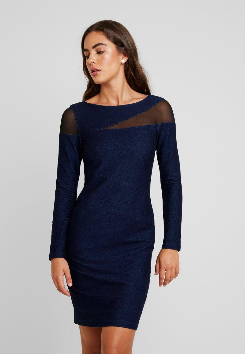 Miss Sixty - DRESS - Sukienka jeansowa - blue denim