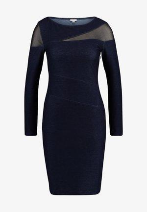 DRESS - Jeanskjole / cowboykjoler - blue denim