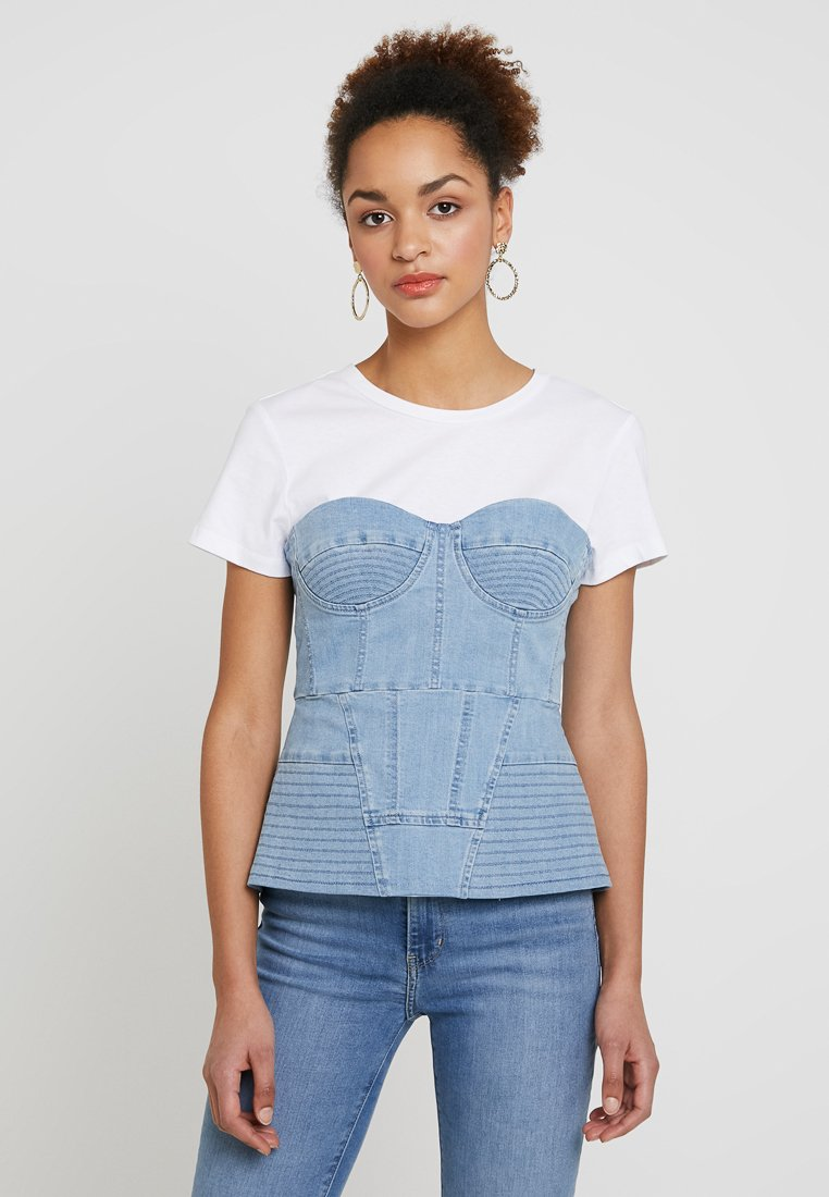 Miss Sixty - FABIAN - Blouse - blue denim