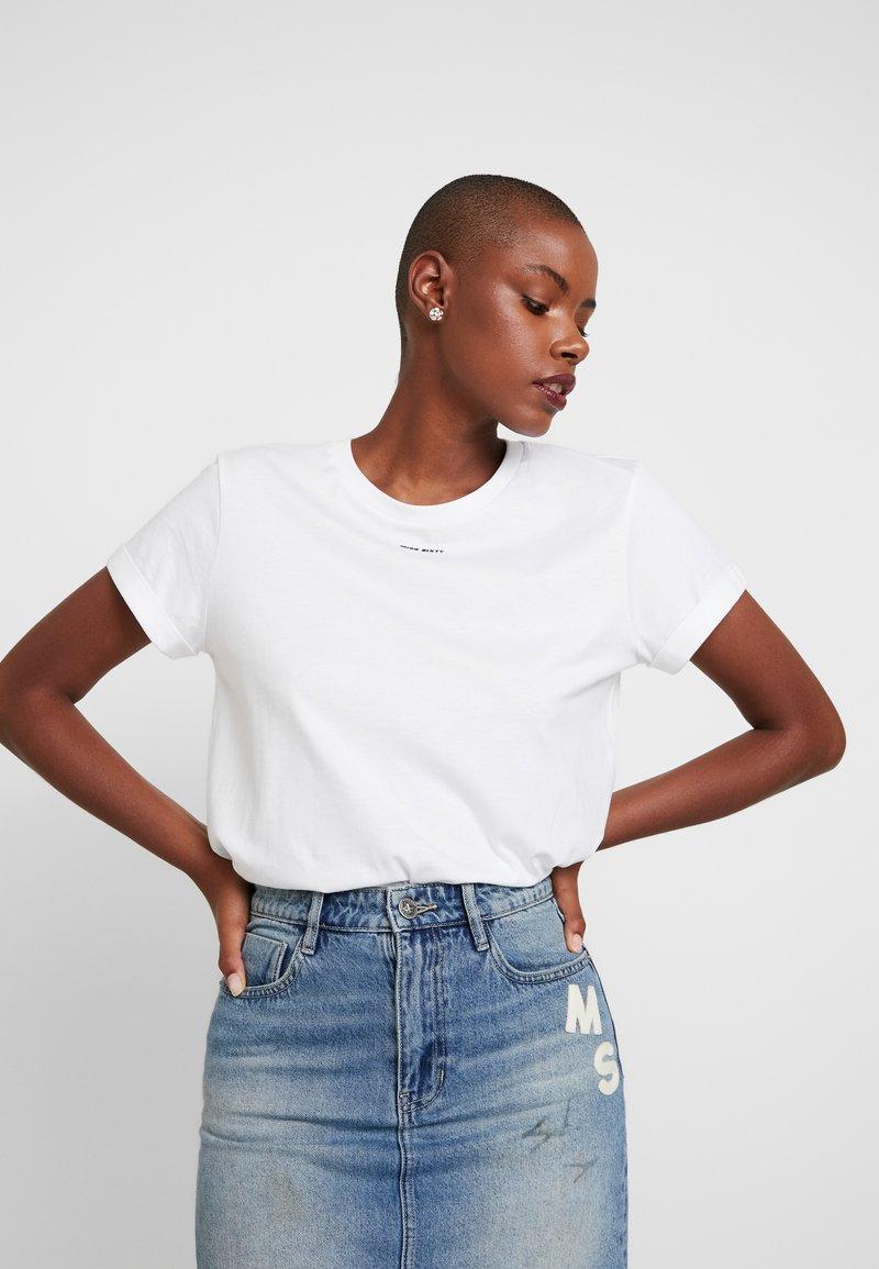 Miss Sixty - T-shirt z nadrukiem - white