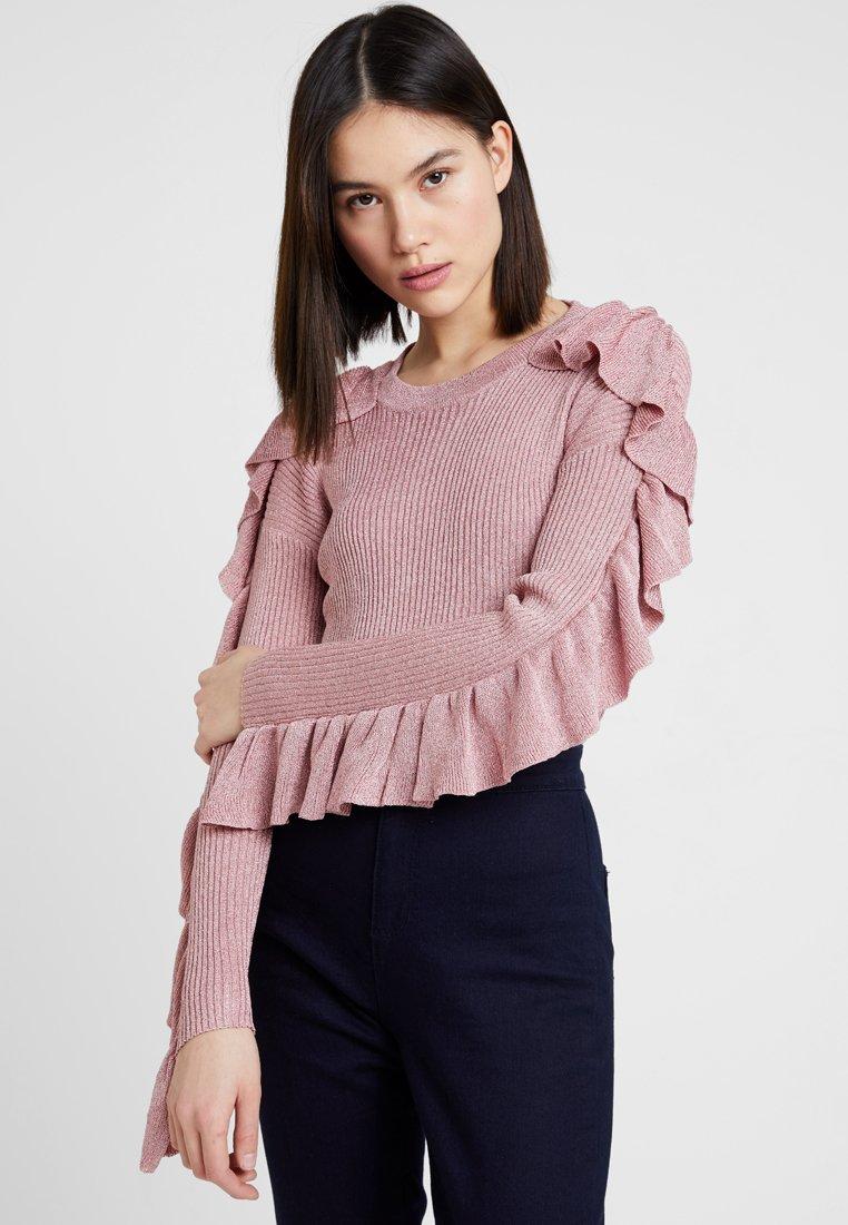 Miss Sixty - BROOKS - Trui - rose
