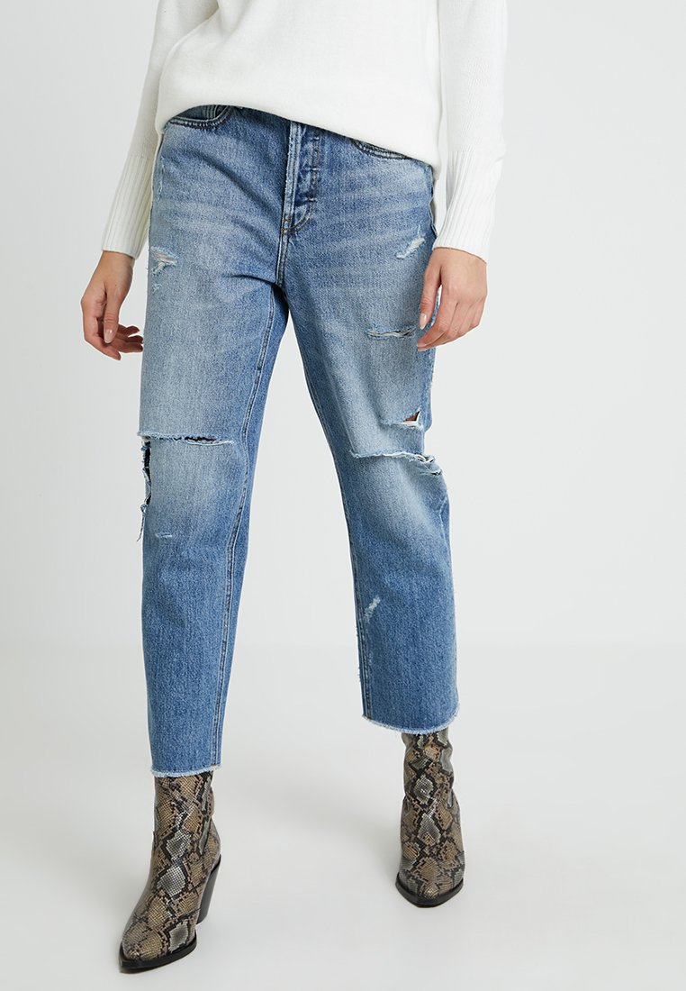 Miss Sixty - EVERYDAY - Relaxed fit jeans - blue denim