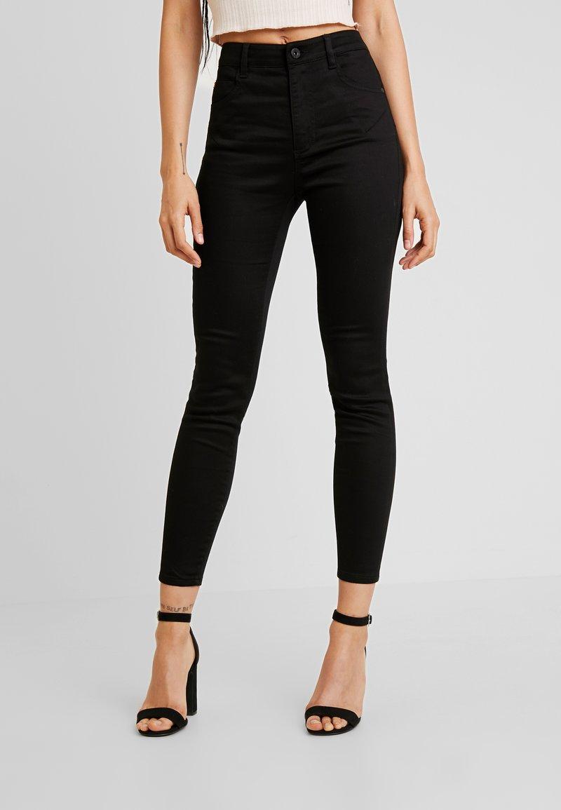 Miss Sixty - Jeansy Skinny Fit - black