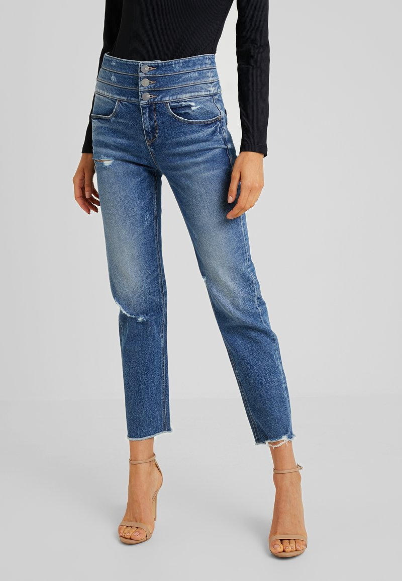 Miss Sixty - Relaxed fit jeans - blue denim
