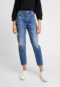 Miss Sixty - Relaxed fit jeans - blue denim - 0