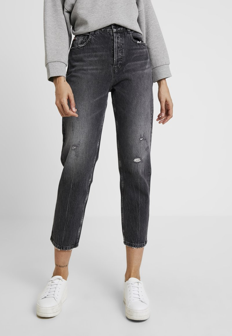 Miss Sixty - Jeansy Relaxed Fit - black