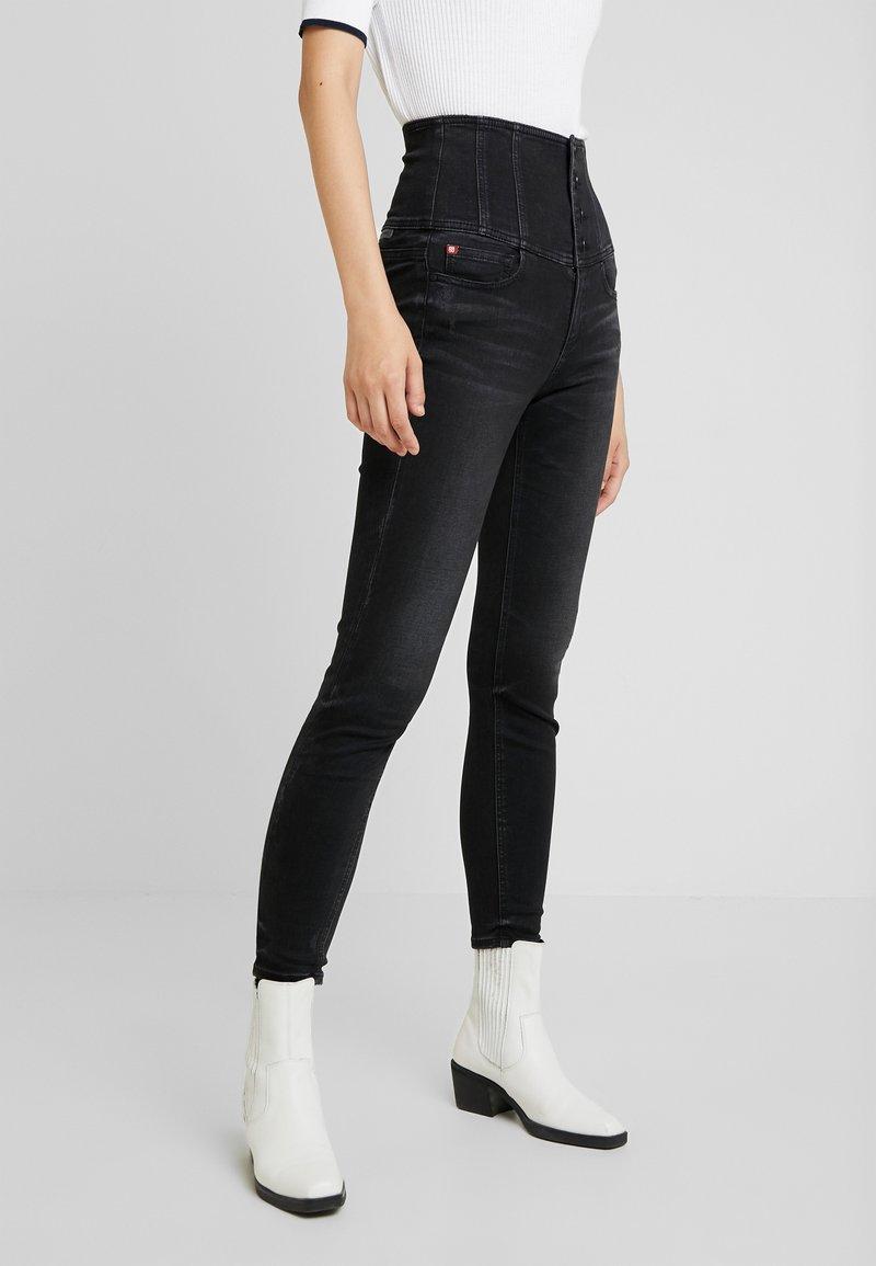 Miss Sixty - Jeans Skinny Fit - black fog
