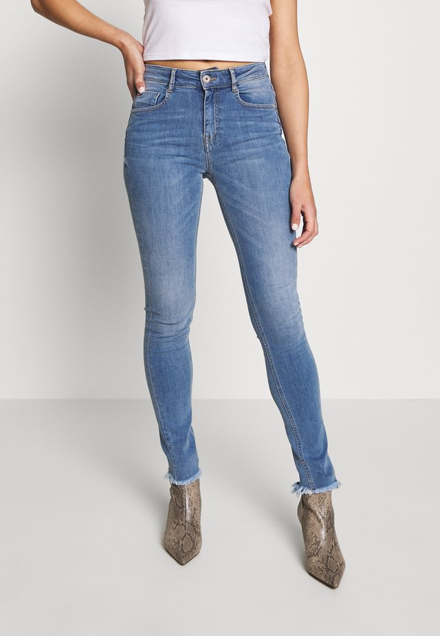 SOUL CROPPED - Jeans Skinny Fit - light blue