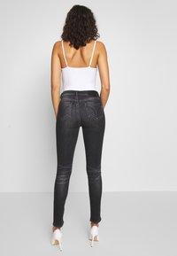 Miss Sixty - SOUL CROPPED - Jeans Skinny Fit - black fog - 2