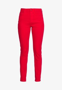 Miss Sixty - SOUL CROPPED - Jeans slim fit - bright red - 4