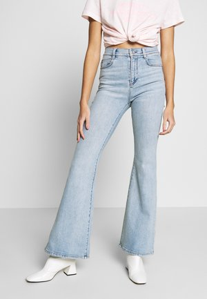 SPECIAL - Jeans a zampa - light blue