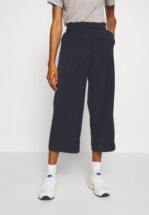 CULOTTA - Trousers - navy blazer