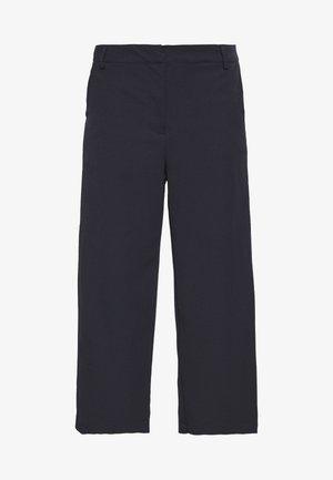 CULOTTA - Kalhoty - navy blazer