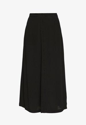 MAISA - A-line skirt - black