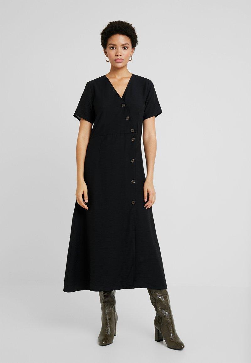 Minimum - DINGO DRESS - Maxikjoler - black