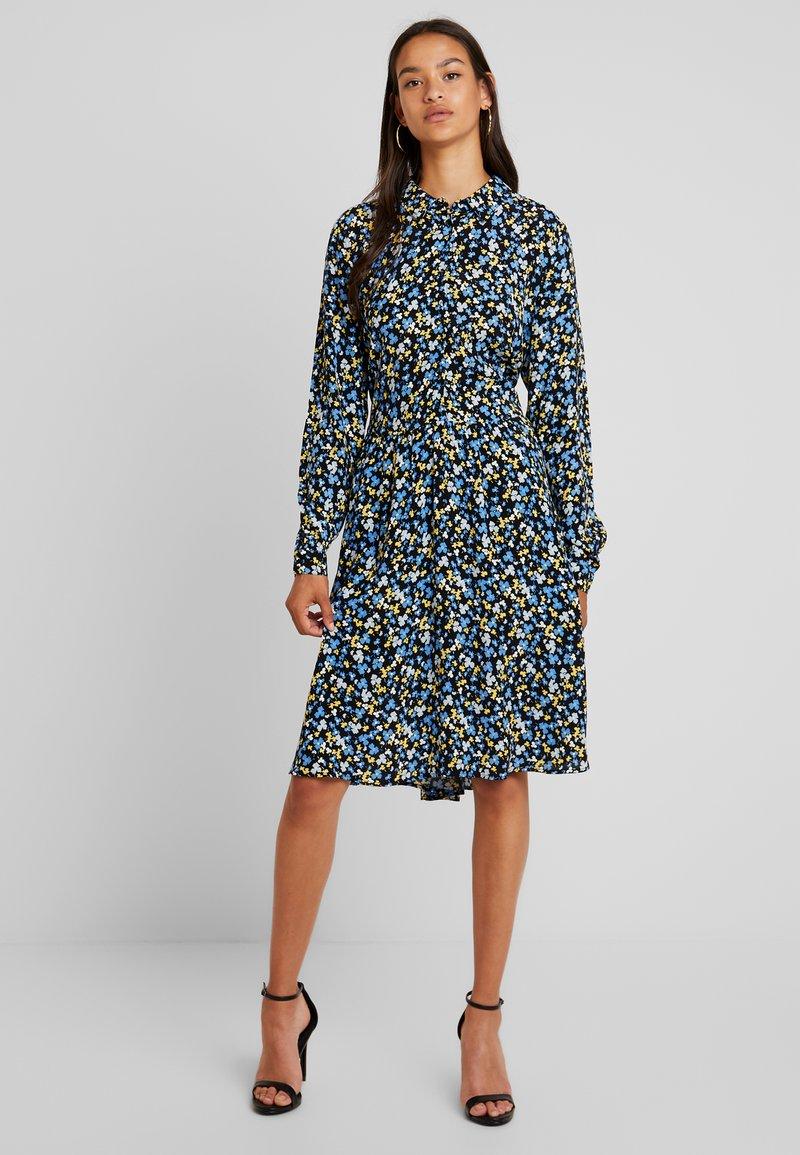 Minimum - BINDIE - Day dress - azur blue