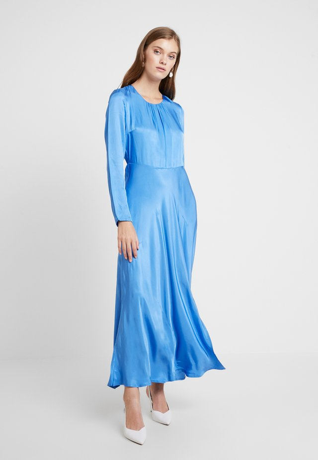 ANNIS - Maxikleid - azur blue